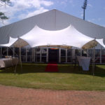star hire stretch tent hire